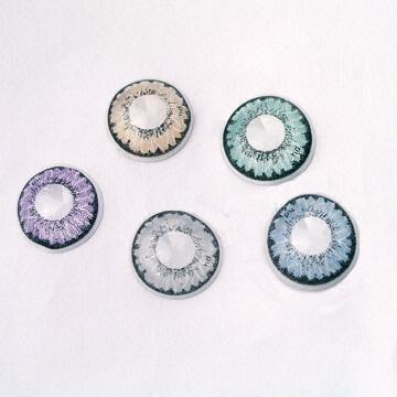 las lentes de contacto de color pueden ser perjudiciales - Lentilles Colores