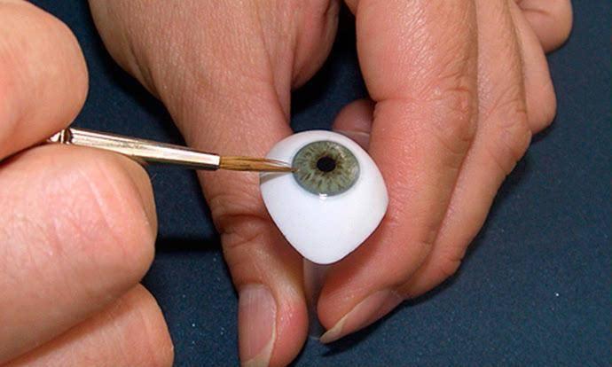 protesis ocular informacion
