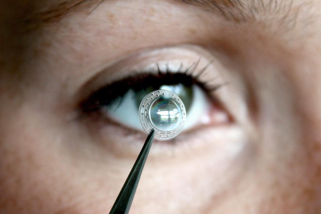 Corneas artificiales novedades, nuevos tejidos corneas artificiales, transplate de cornea, material alternativo cornea ojo, operación transplante cornea