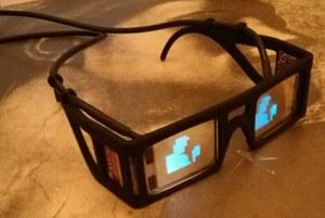 smart glasses blind people