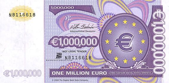 millon de euro