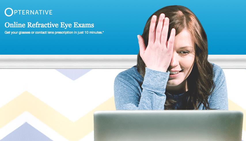 Examenes visuales online por 25 euros