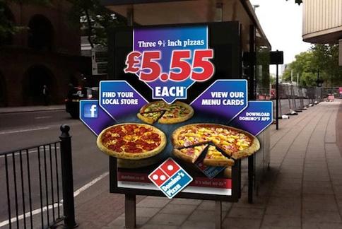 Publicidad realidad aumentada