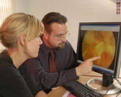 Grading image 1st Retinal Screen