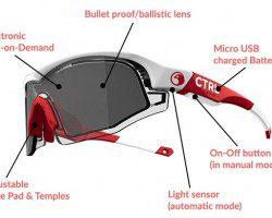 gafas inteligentes ciclistas runners 4
