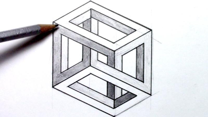 crear ilusiones opticas