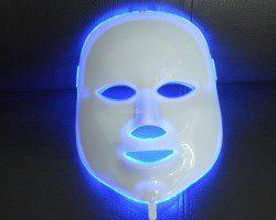 mascara led terapia