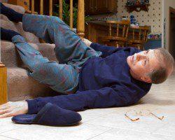 caida escaleras fractura cadera